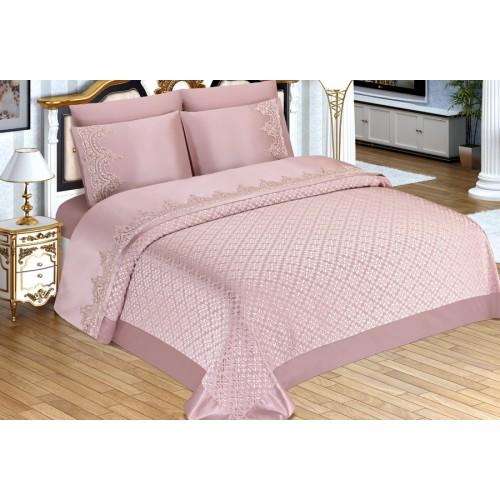 Pike set - Lisa - Pink - 230x240cm