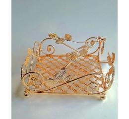 Glas decorative item Gold - CM28