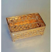 Glas decorative item Gold - CM30