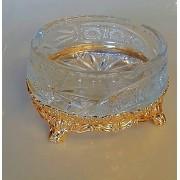 Glas decorative item Gold - CM32