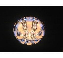 Modern ceiling light with LED and Mp3 - C7-79(50cm)