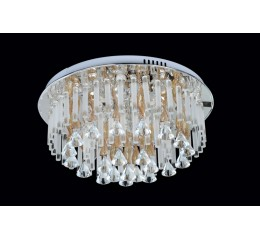Modern ceiling light with LED and Mp3 - C7-103(50cm)