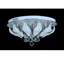 Modern ceiling light with Led and Mp3 - C7-106(50cm)