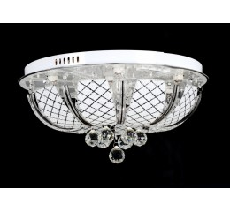 Modern ceiling light with Led and Mp3 - C7-109(50cm)