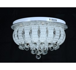 Modern ceiling light with Led and Mp3 - C7-112(50cm)