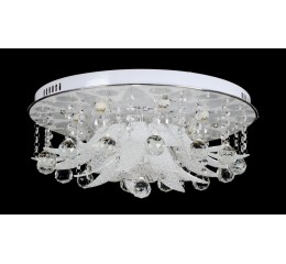 Modern ceiling light with Led and Mp3 - C7-115(50cm)