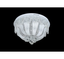 Modern ceiling light with Led and Mp3 - C7-121 (50cm)
