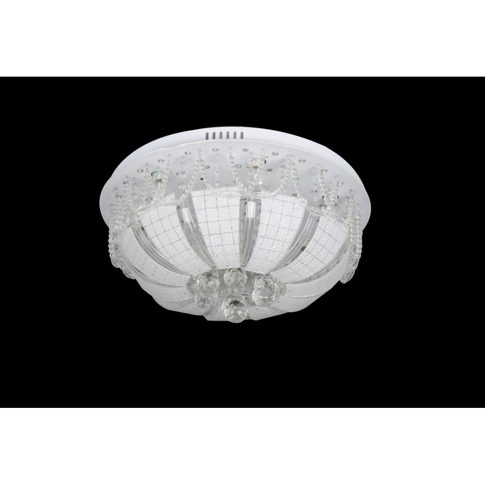 Modern ceiling light with led and mp3 c7 12350cm aloadofball Image collections