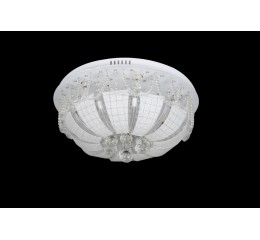 Modern ceiling light with Led and Mp3 - C7-123(50cm)