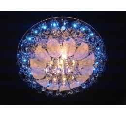 Modern ceiling light with LED and Mp3 - C7-7(60cm)