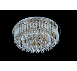 Modern ceiling light with LED and Mp3 - C7-102