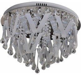 Modern ceiling light with LED and Mp3 - C7-57(60cm)