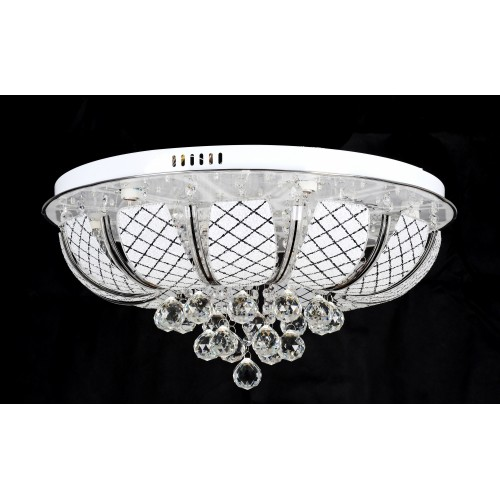Modern ceiling light with Led and Mp3 - C7-110(60cm)