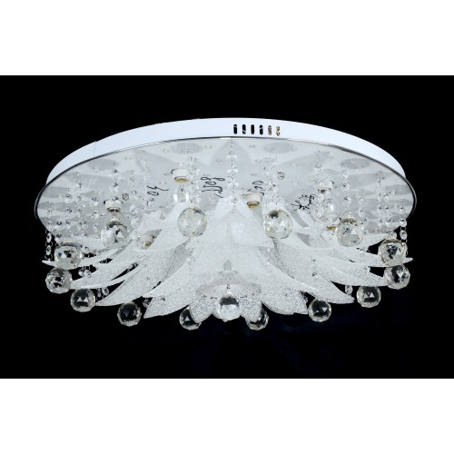 Modern ceiling light with Led and Mp3 - C7-116(60cm)