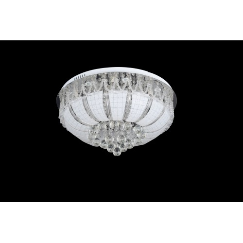 Modern ceiling light with Led and Mp3 - C7-122(60cm)