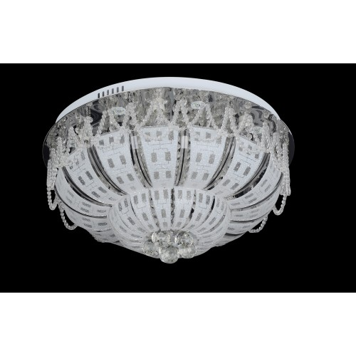 Modern ceiling light with Led and Mp3 - C7-124(60cm)