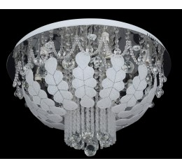 Modern ceiling light with Led and Mp3 - C7-128(60cm)