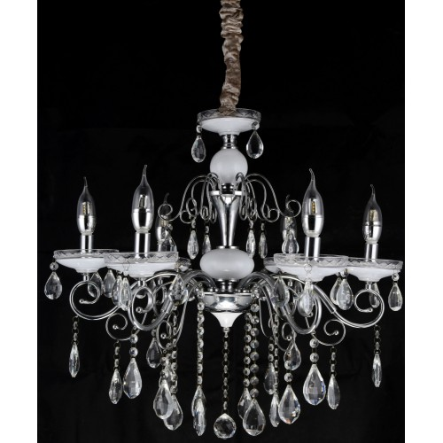 Modern ceiling light with LEDs, C21-8