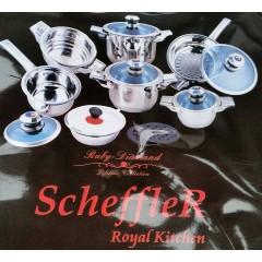 Scheffler 16 Tlg Kochphset
