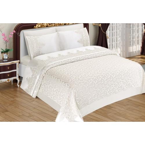 Pike set - Elegant - Cream - 230x240cm