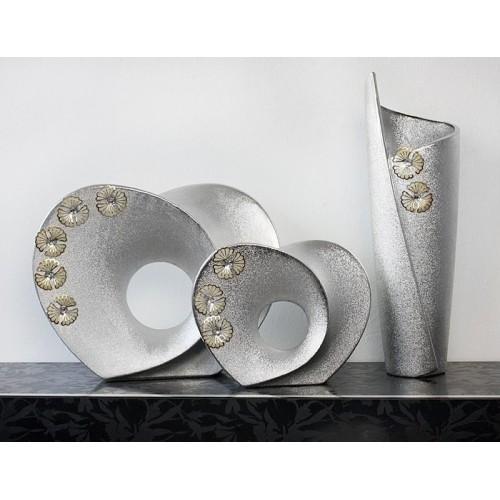3x Deko set keramik