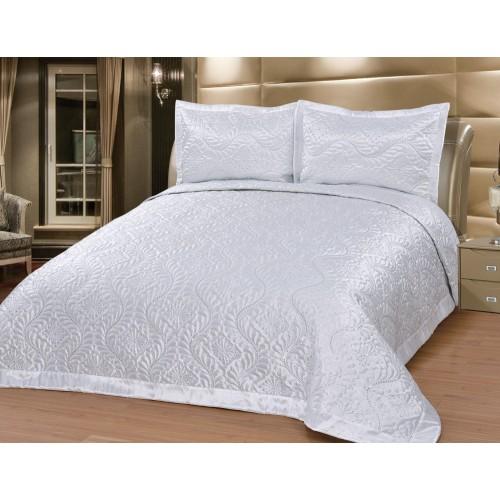 Bedspread - Diamant white 250 x 260 cm