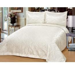 Bedspread -Diamant cream 250x260 cm