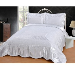 Bedspread - Zümrüt white - 250 x 260 cm