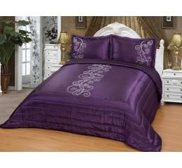 Bedspread - Hayel Purple 250 x 260 cm