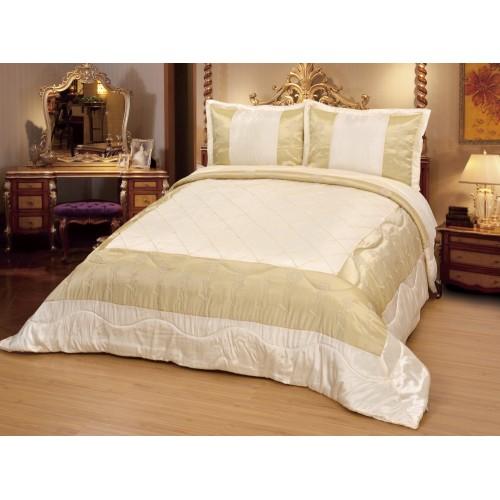Bedspread - Bahar Gold - Ecru 250 x 260 cm