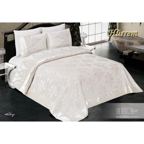 Pike Set - Hürrem - Cream - 230 x 240 cm